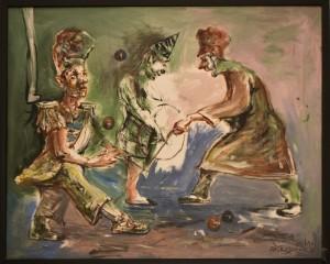 Aurel Patrascu- Spatii teatrale 1