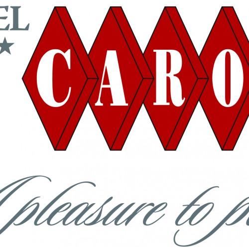 logo principal   CARO CLUB HOTEL Pantone copy